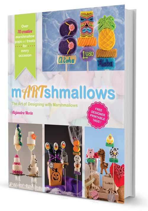 mARTshmallows book cover